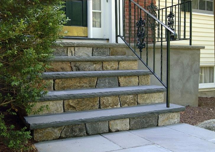 Fascinating Stone Steps Design Image 523