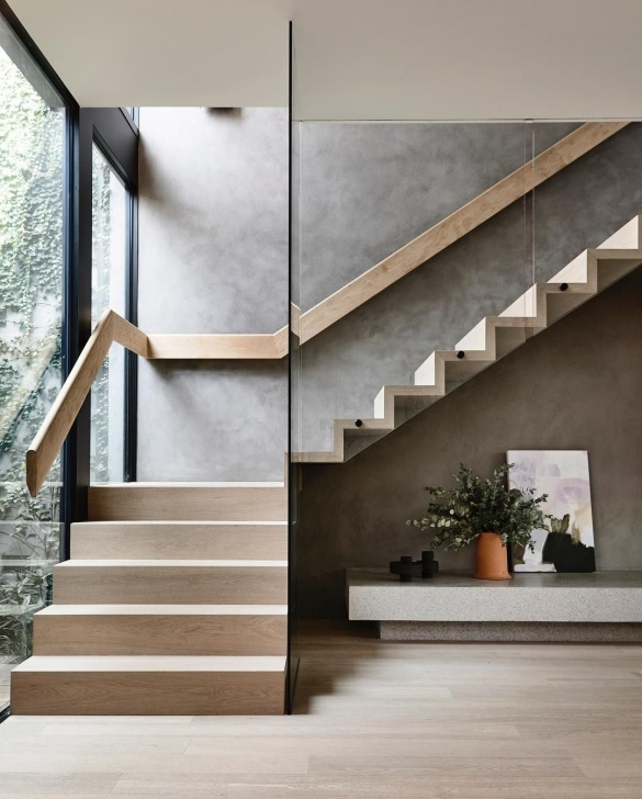 Fascinating Timber Steps Design Picture 820