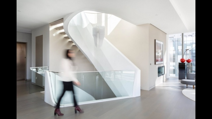 Fascinating Zaha Hadid Stair Photo 358