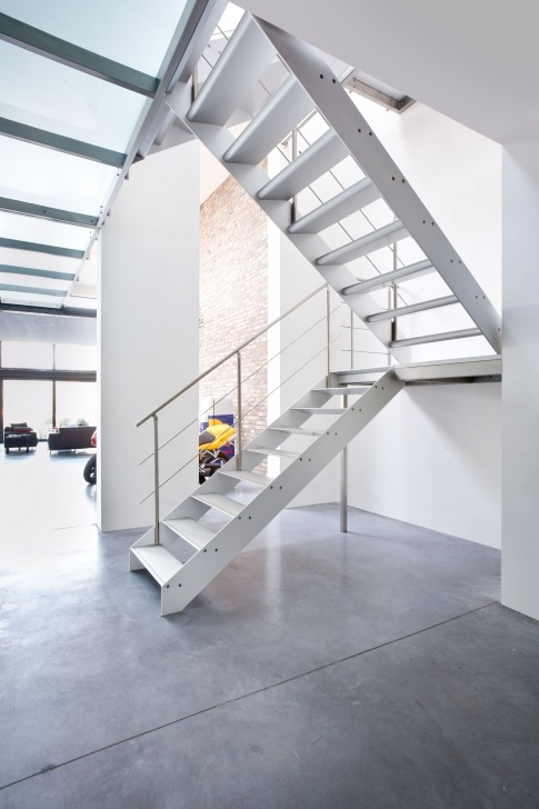 Gallery Of Aluminium Staircase Design Picture 060