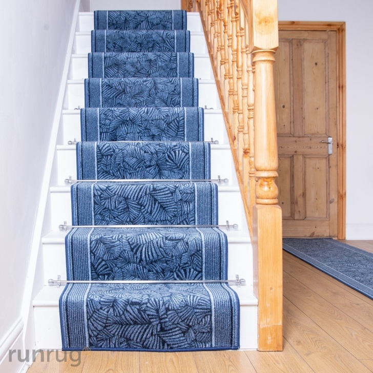 Gallery Of Blue Stair Runners Picture 885