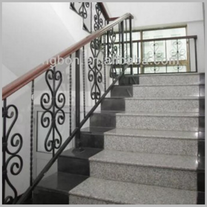 Gallery Of Decorative Handrails For Stairs Picture 576