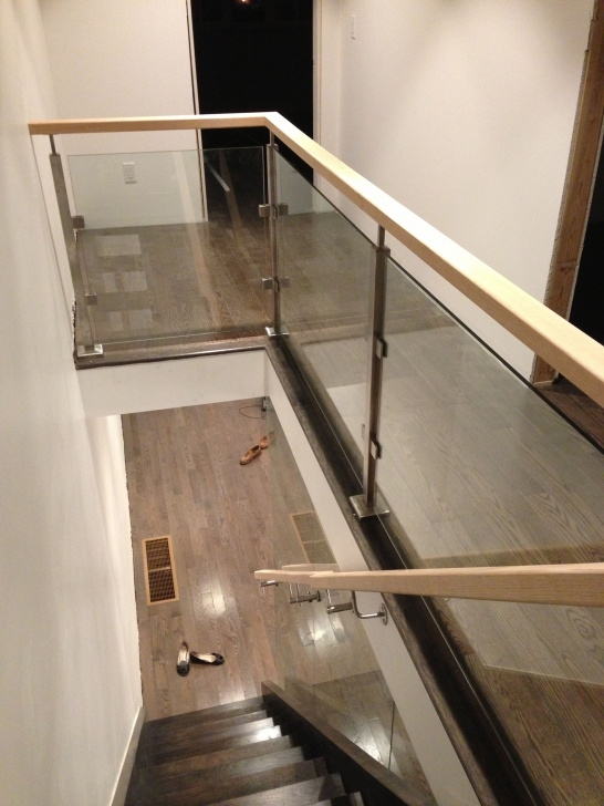 Gallery Of Glass And Chrome Banisters Image 343