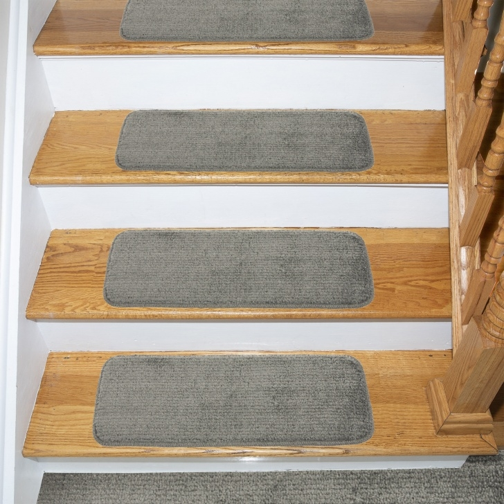Gallery Of Gray Carpet Stair Treads Image 350