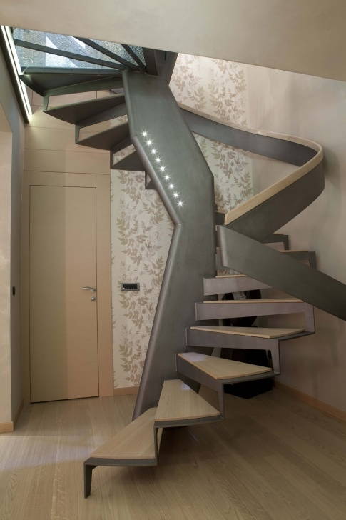Gallery Of Inner Staircase Design Picture 071
