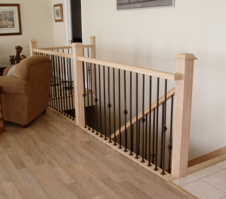 Gallery Of Lowes Wood Banister Photo 052