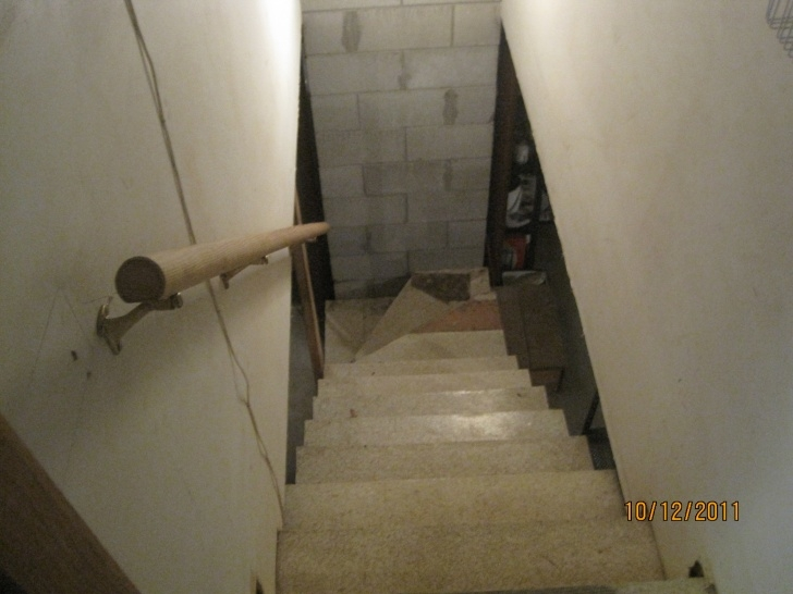 Gallery Of Narrow Basement Stairs Image 533