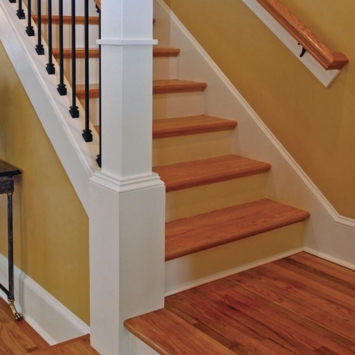 Gallery Of Red Oak Stairs Picture 777