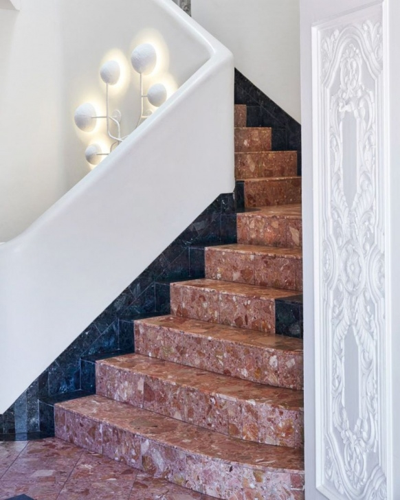 Gallery Of Staircase Exterior Wall Design Image 441