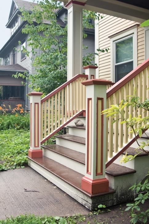 Gallery Of Wooden Porch Steps Photo 926