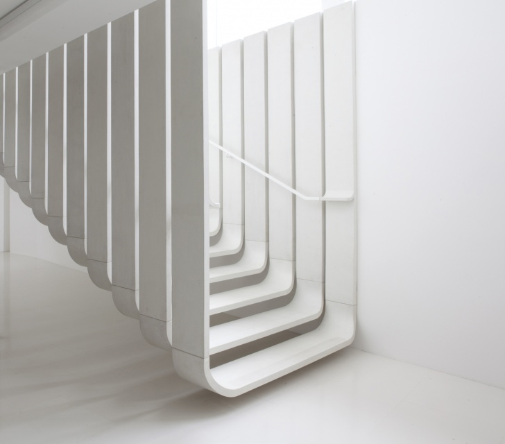 Gallery Of Zaha Hadid Stair Picture 687