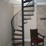 Good Custom Spiral Staircase Photo 082