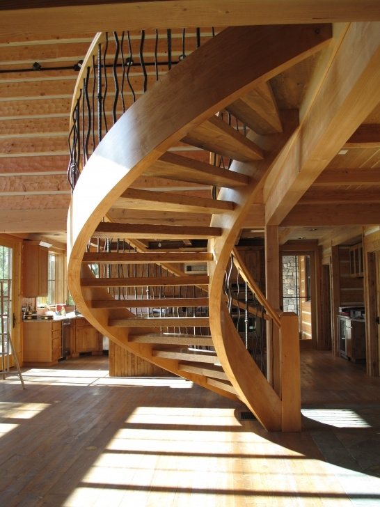 Good Custom Spiral Staircase Picture 110