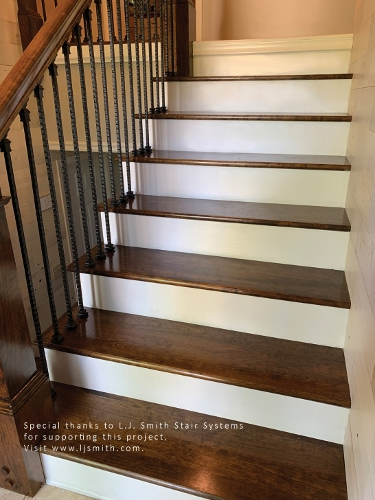 Good Double Molding Stairs Photo 729