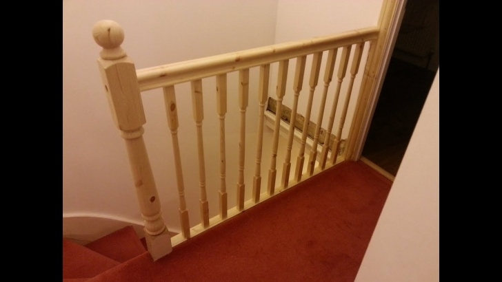 Good Installing Newel Post And Spindles Image 062