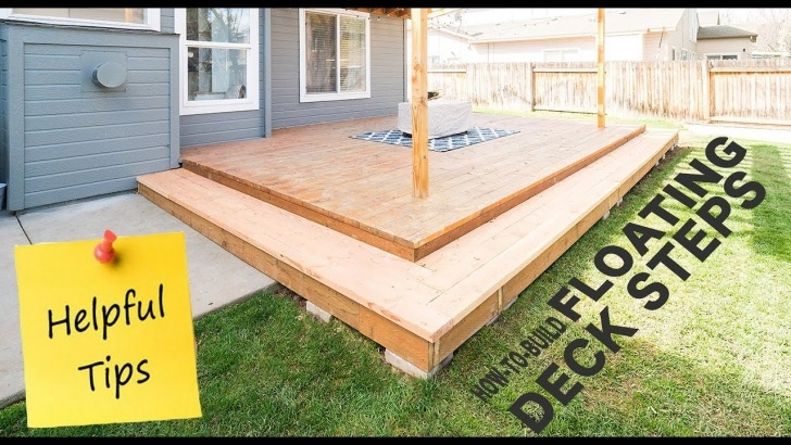 Good Making Steps For Decking Picture 228