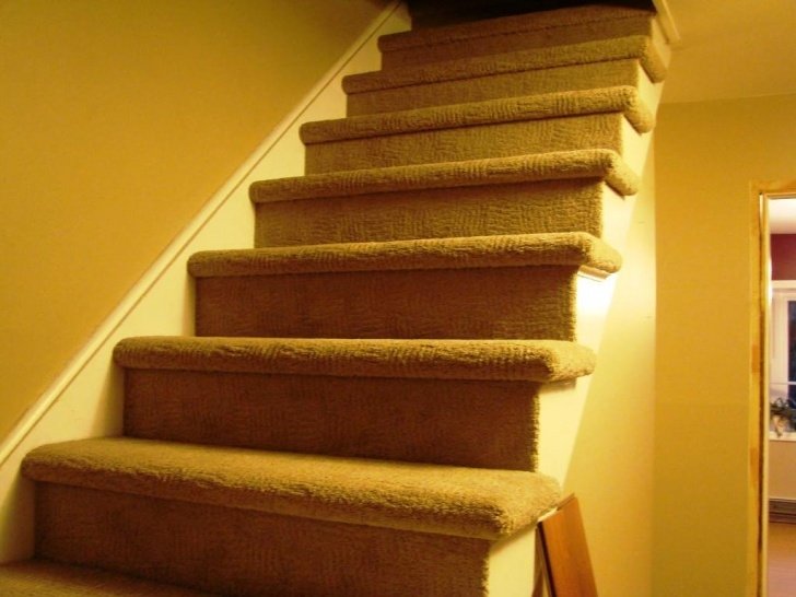Good Open Stairs Carpet Photo 696