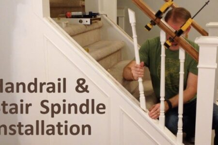 Replacing Banister Spindles