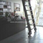 Good Sliding Stairs Design Photo 029