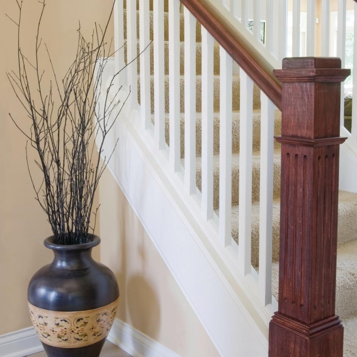 Good Square Wood Balusters Picture 757