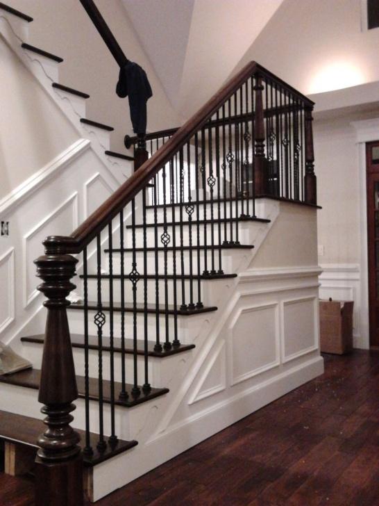 Good Stairway Newel Post Photo 192