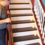 Gorgeous Best Wood For Stair Treads Image 966