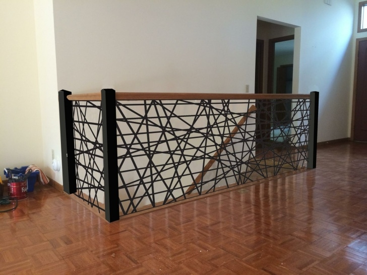 Gorgeous Custom Metal Handrails Photo 244