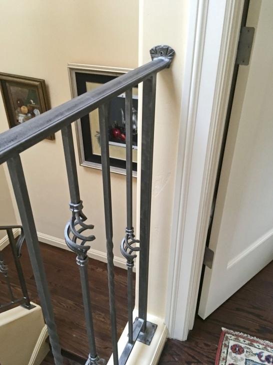 Gorgeous Decorative Metal Handrails Image 133
