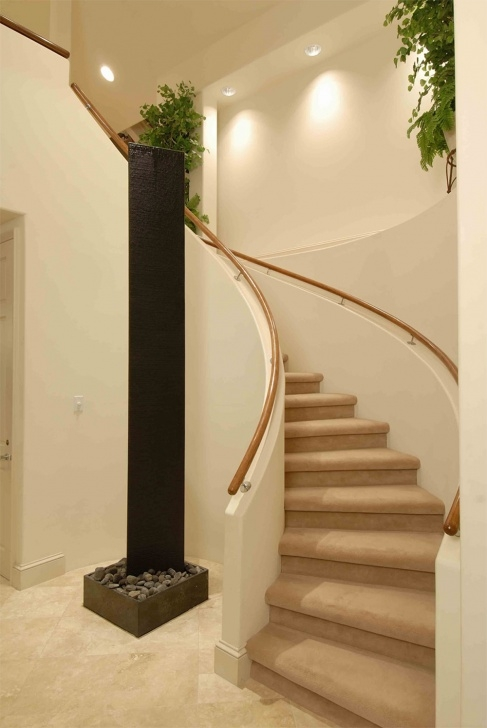 Gorgeous Inner Staircase Design Photo 947