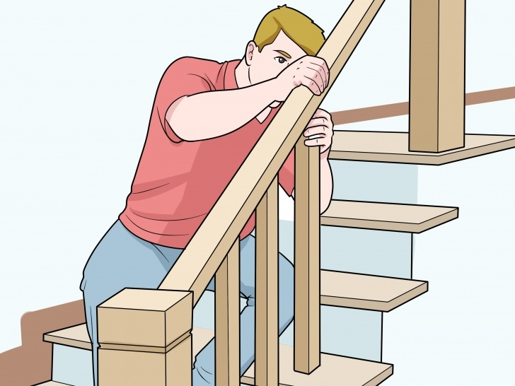 Gorgeous Installing A Banister Photo 757
