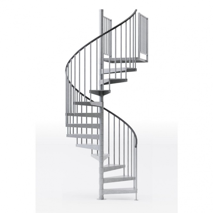 Gorgeous Outdoor Spiral Staircase Home Depot Photo 803