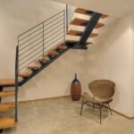 Gorgeous Simple Staircase Designs For Homes Picture 732