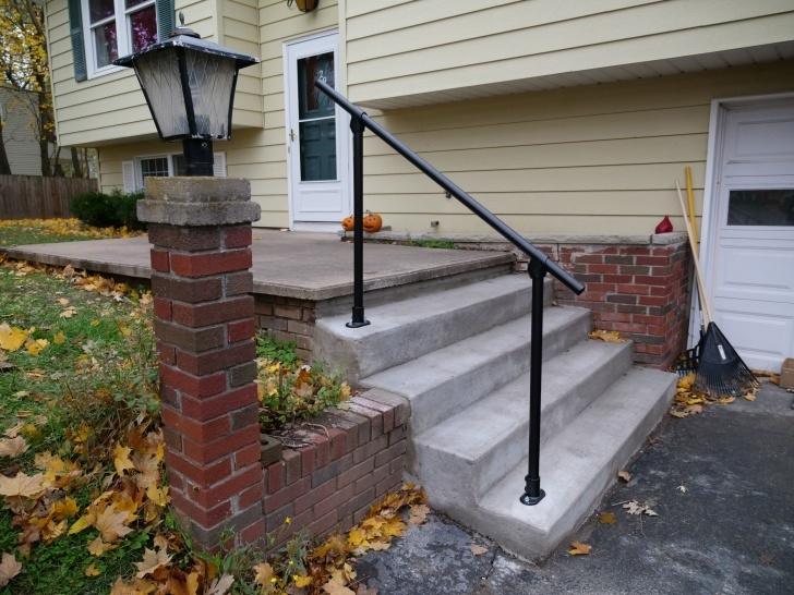 Gorgeous Simplified Building Handrails Image 510