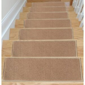 Stair Treads With Rubber Backing