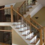 Gorgeous Wrought Iron Balusters Picture 085