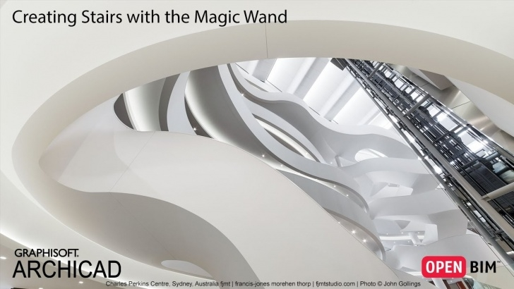 Great Archicad Spiral Stair Image 723