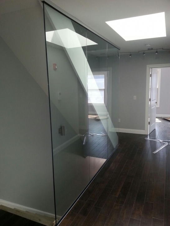 Great Glass Enclosed Staircase Picture 629