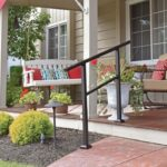 Great Handrails For Concrete Steps Lowes Image 619