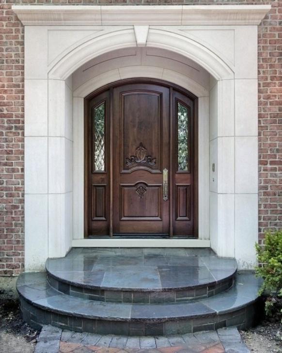 Great House Main Entrance Steps Design Image 585