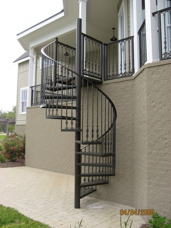 Great Ideas Cast Aluminium Spiral Staircase Image 451
