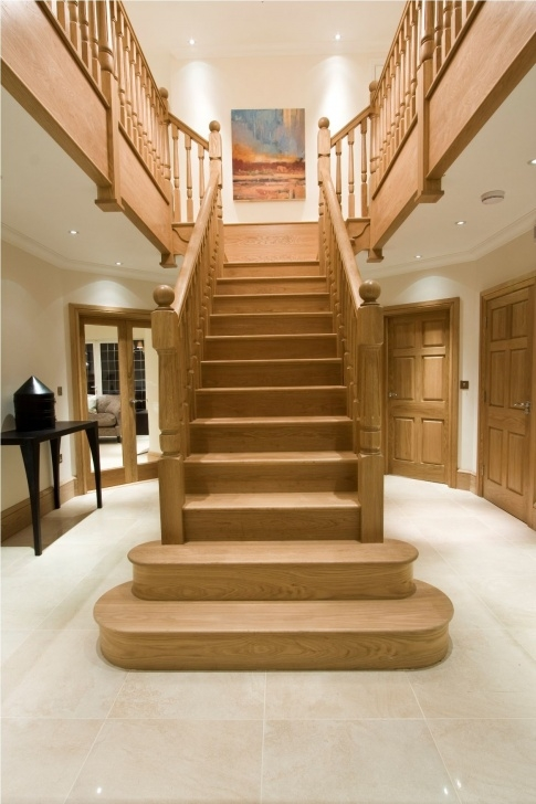 Great Ideas Central Staircase Design Image 202