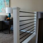 Great Ideas Diy Horizontal Stair Railing Picture 102
