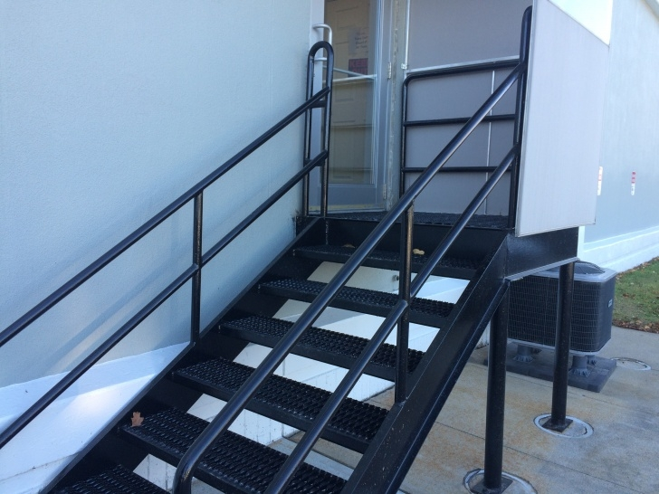 Great Ideas Fabricated Steel Staircase Image 172
