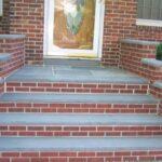 Great Ideas Front Door Brick Steps Design Image 115