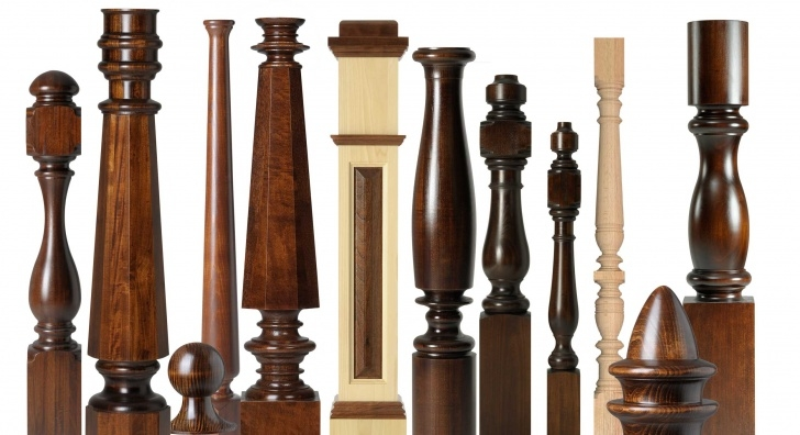 Great Ideas Large Wood Balusters Picture 099