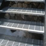 Great Ideas Metal Grate Stairs Image 858