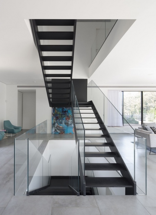 Great Ideas Modern House Stairs Image 042