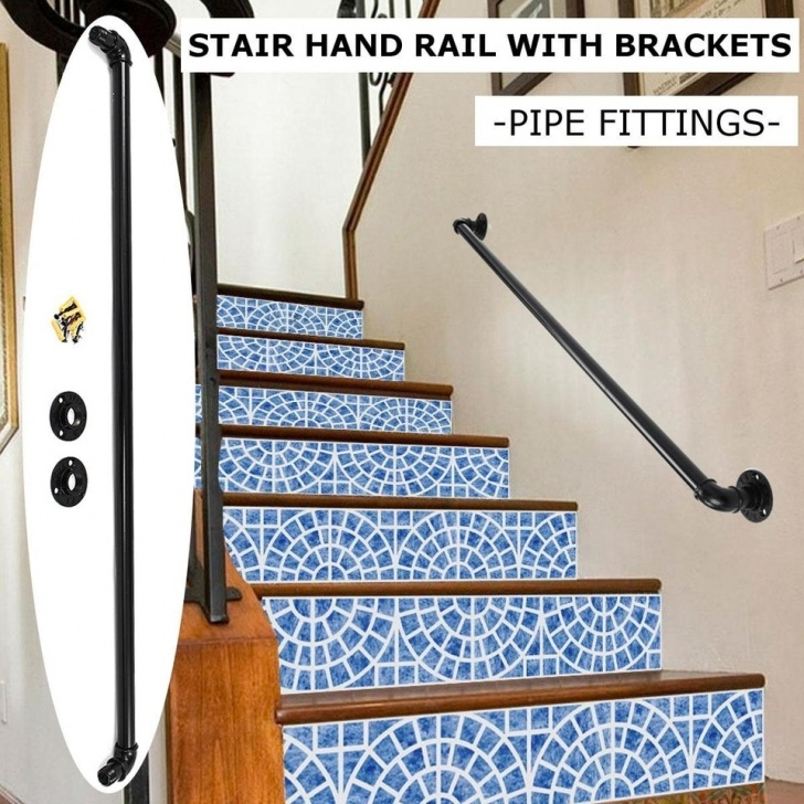 Great Ideas Pipe Stair Rail Image 278