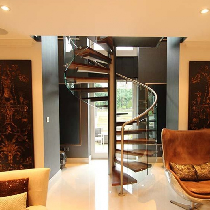 Great Ideas Spiral Staircase To Attic Picture 930