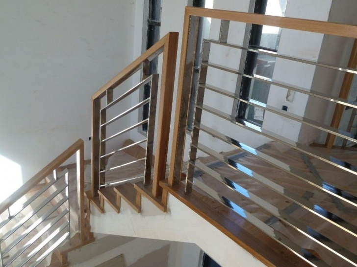 Great Ideas Steel Balustrades And Handrails Image 014